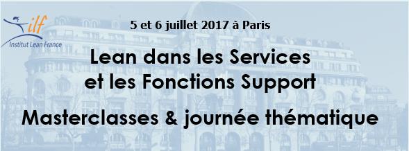 Lean Services juillet 2017
